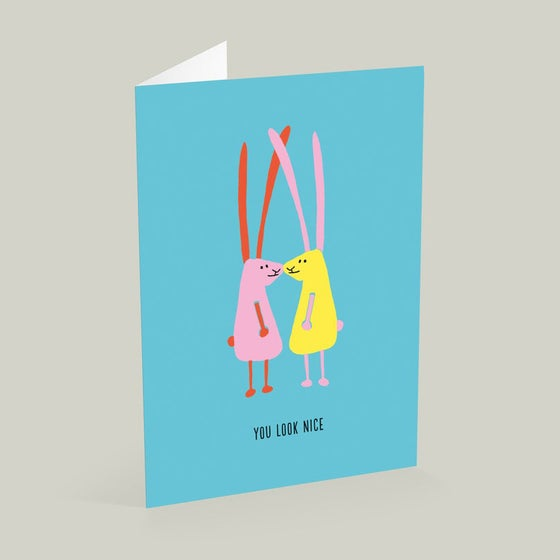 Image of Cute animal greetings cards