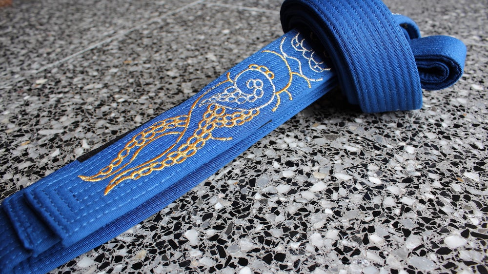 Image of KRAKKEN クラクケン DIVINE Blue belt