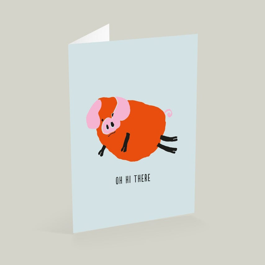Image of Cute animal greetings cards