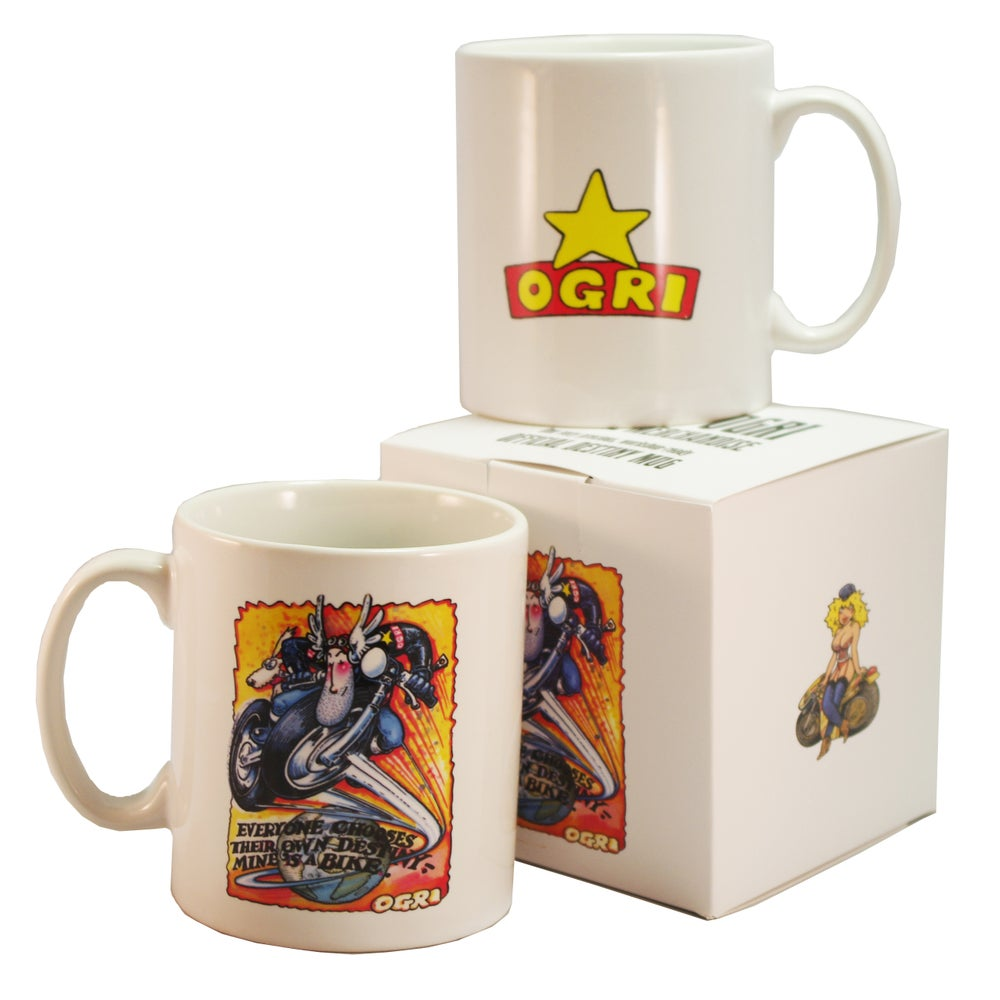 Image of MUGS!