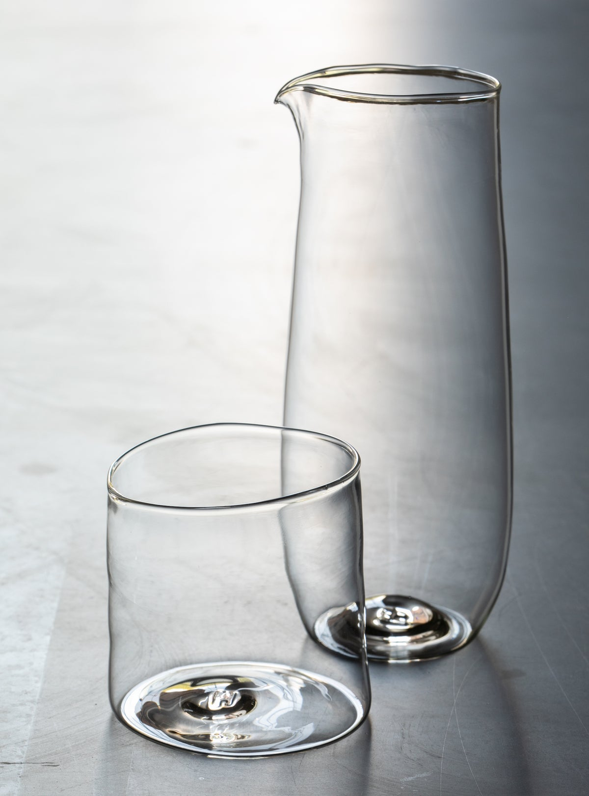 Image of Cup and Carafe