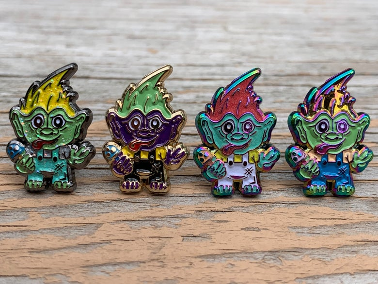 Image of Mini Trolls