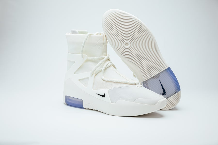 Image of Nike Air Fear of God 1 - Sail