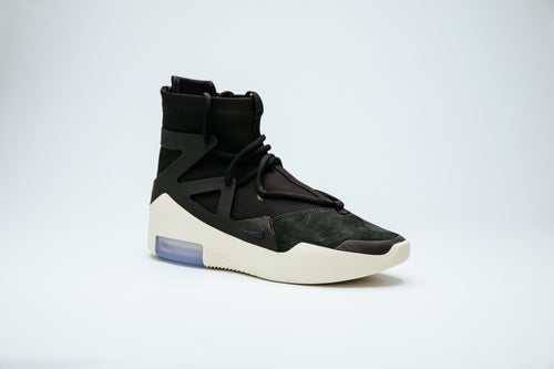 Image of Nike Air Fear of God 1 - Black
