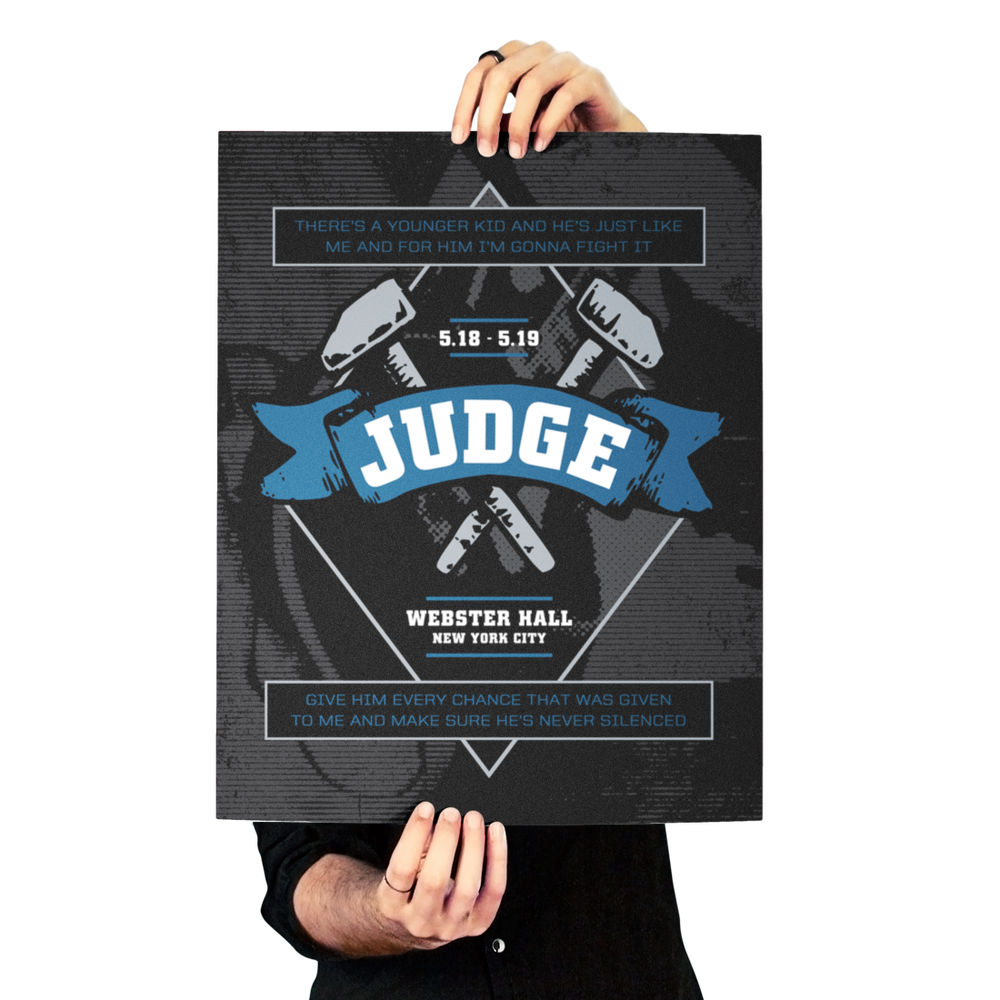 JUDGE Print