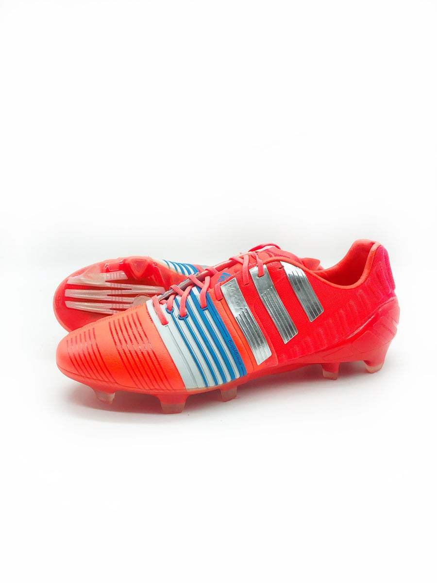 Image of Adidas nitrocharge 1.0 red