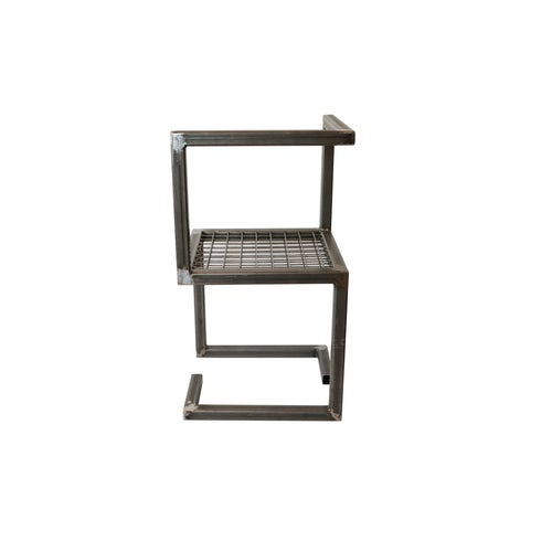 Image of STEEL CHAIR