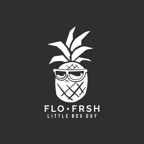 Image of Pineapple (Vinyl Decal)