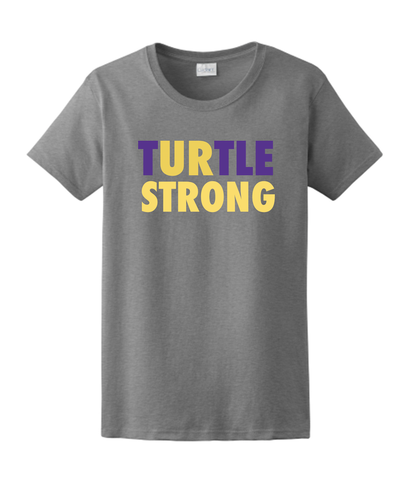 Image of TurtleStrong T-shirt