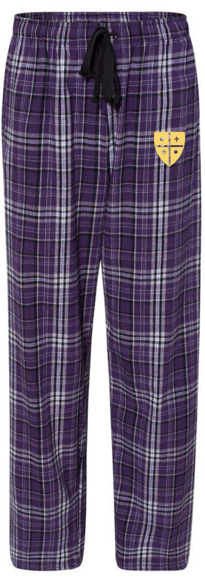 Image of Flannel Pajama Pants