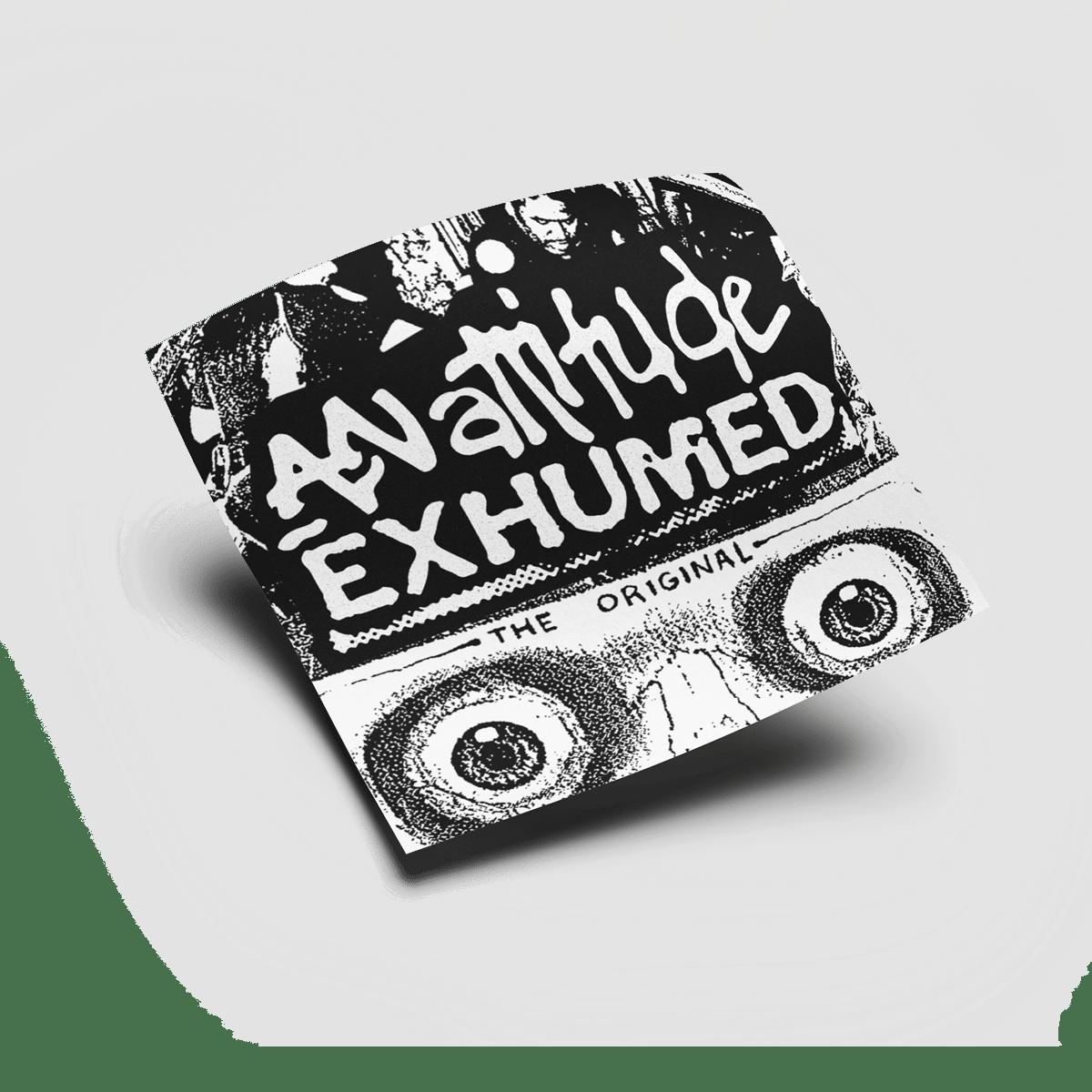 Image of AAE Eyes Sticker