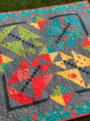 Image of Small Superstar Quilt Kit