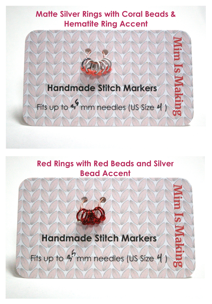 Image of Extra Small Stitch Markers