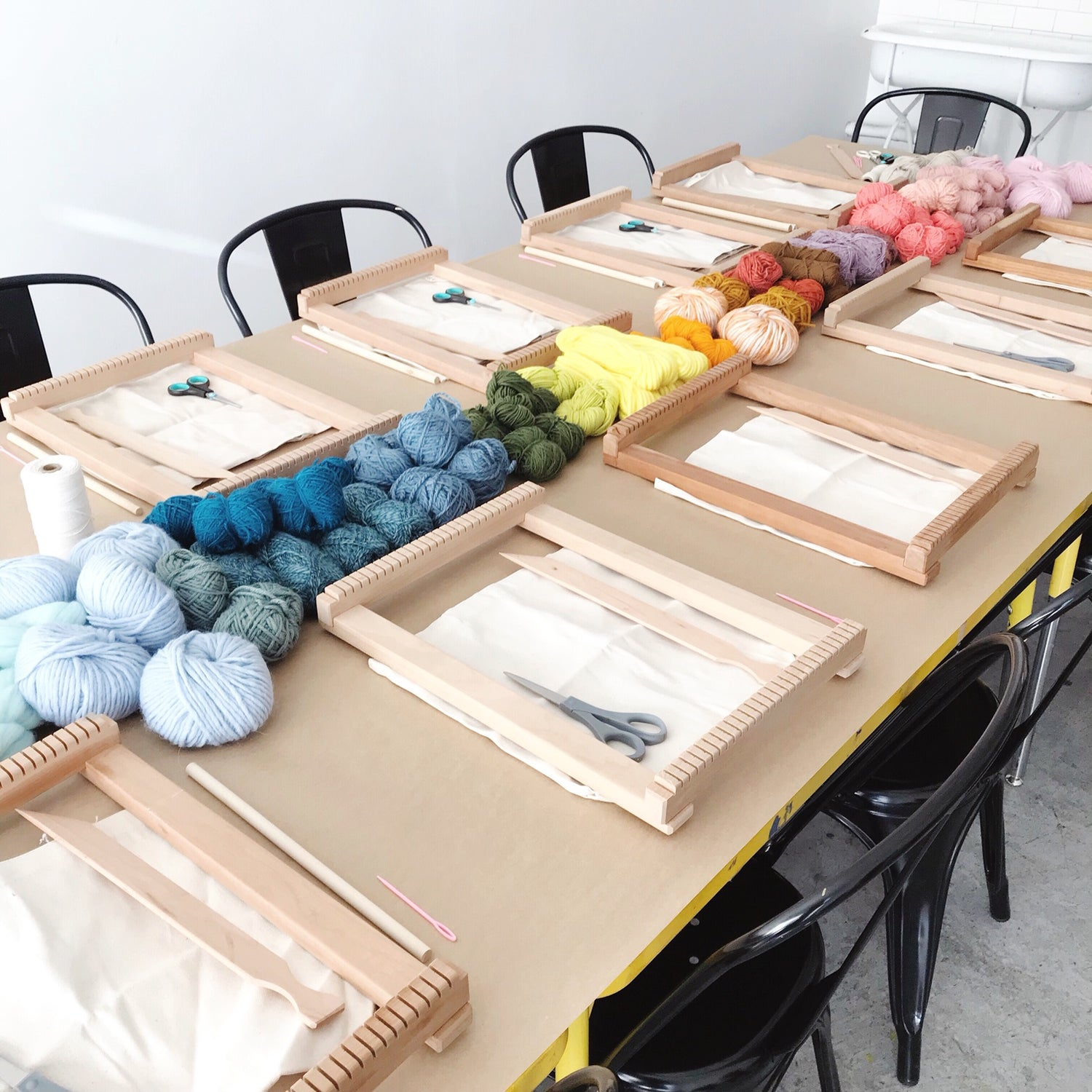 Image of Intro to Weaving, Charleston, SC, November 2nd