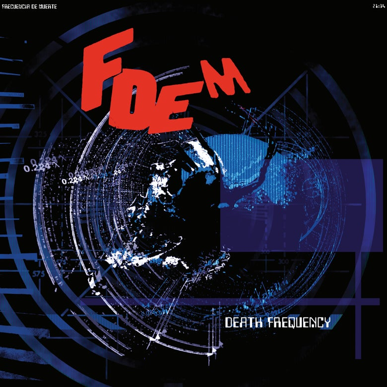 "Image of FDEM ""Death Frequency"" LP w/download"