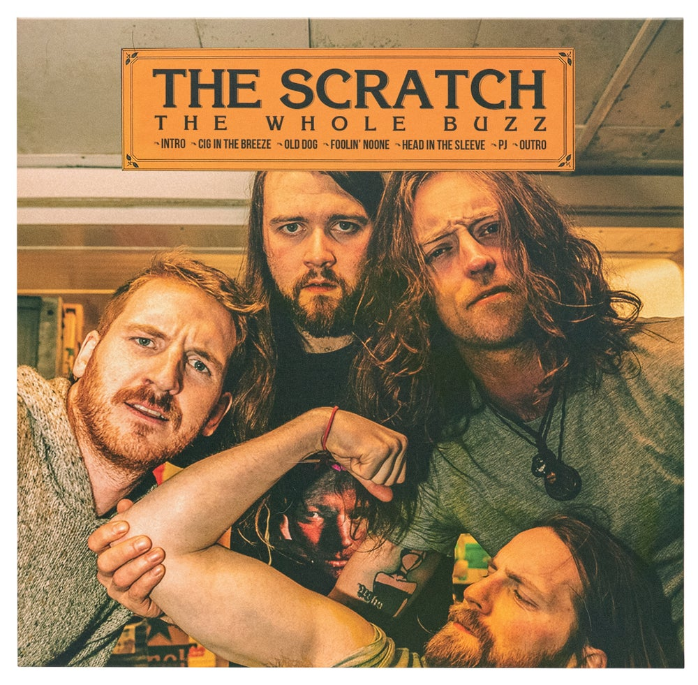 """Image of The Scratch - The Whole Buzz 12"""" EP"""