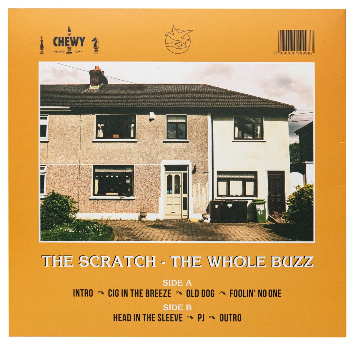 "Image of The Scratch - The Whole Buzz 12"" EP"