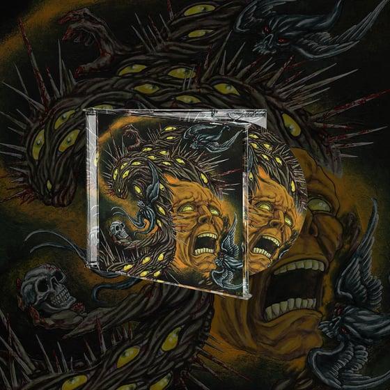 Image of MALIGNANT DOMINION CD
