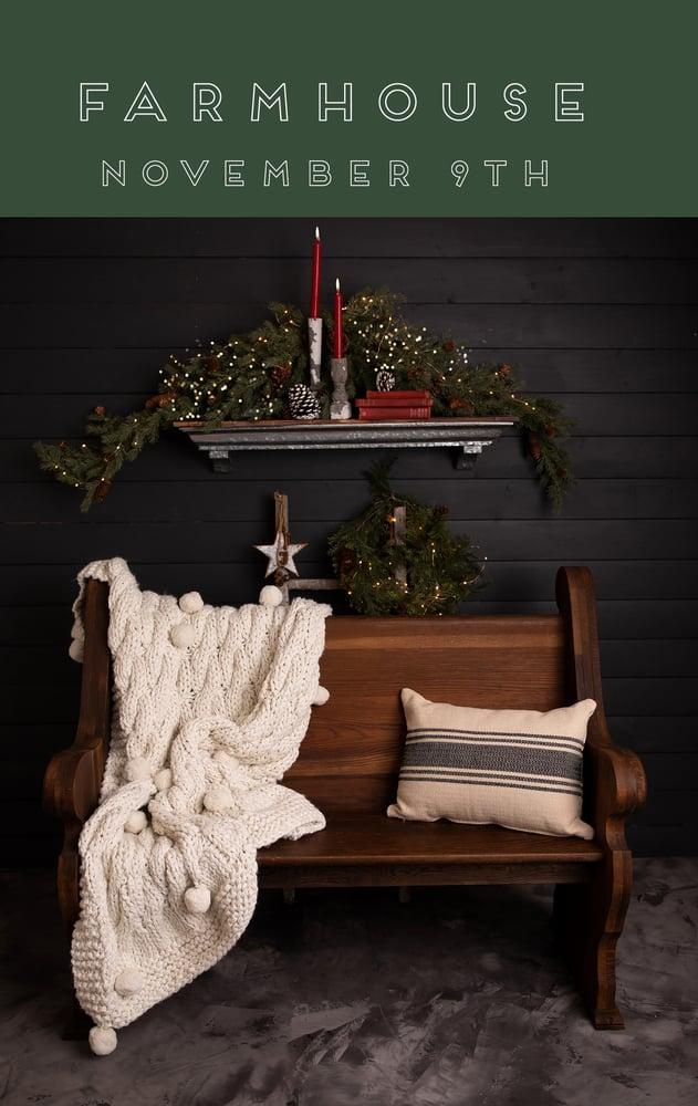 Image of Farmhouse Christmas