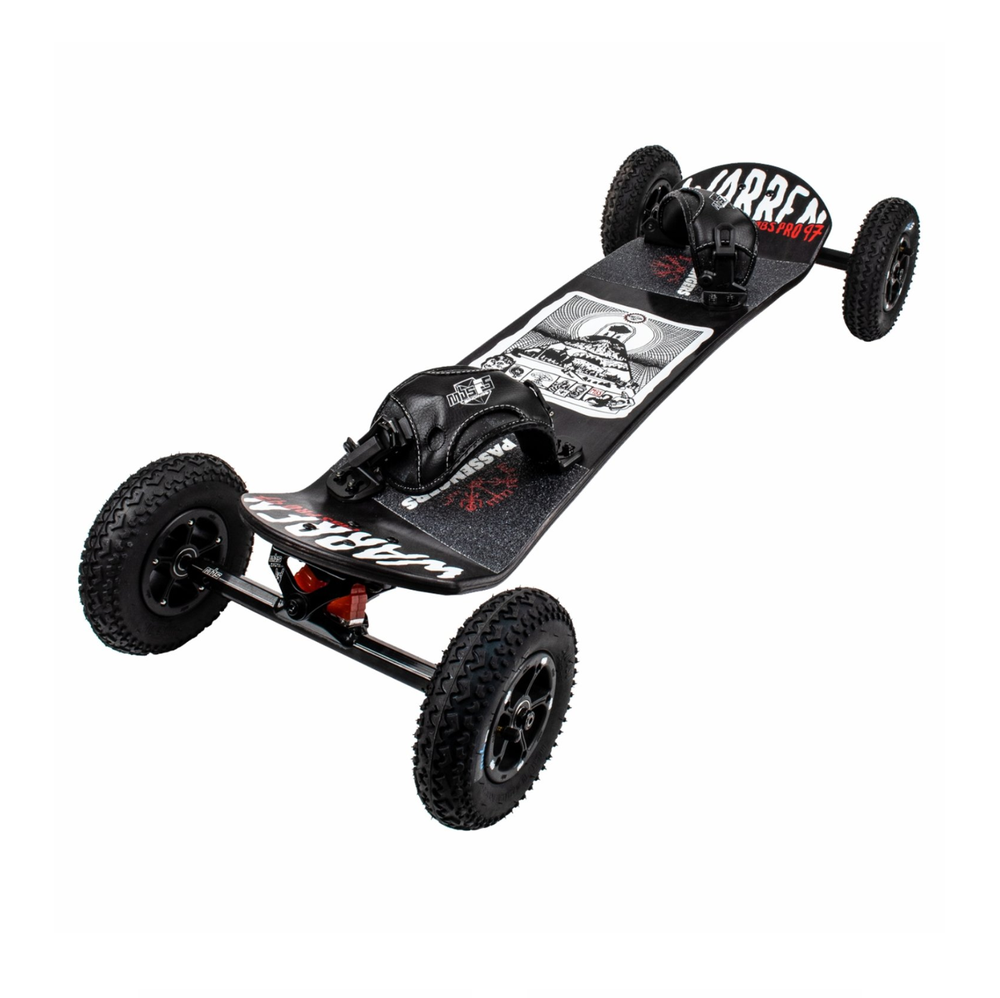 Image of MBS Pro 97 Mountainboard - DW II