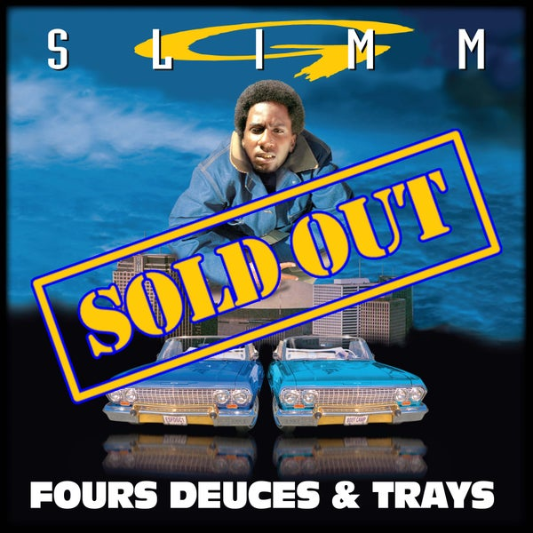 Image of G-Slimm - ‎Fours Deuces & Trays