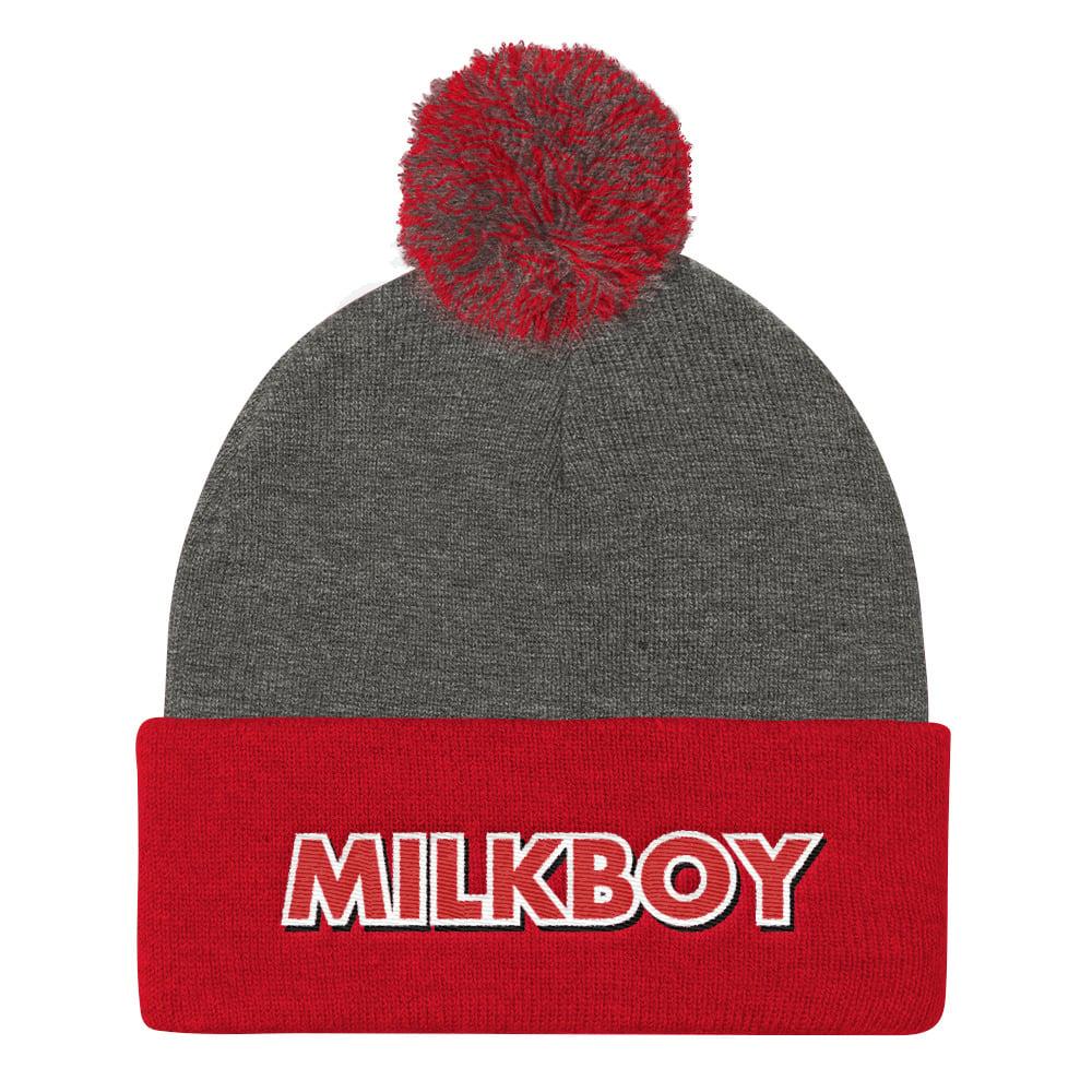 Image of MilkBoy Pom Pom Beanie