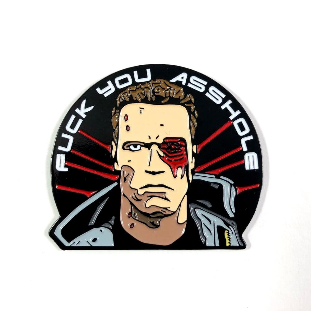 Terminator T-800 (Enamel Pin)