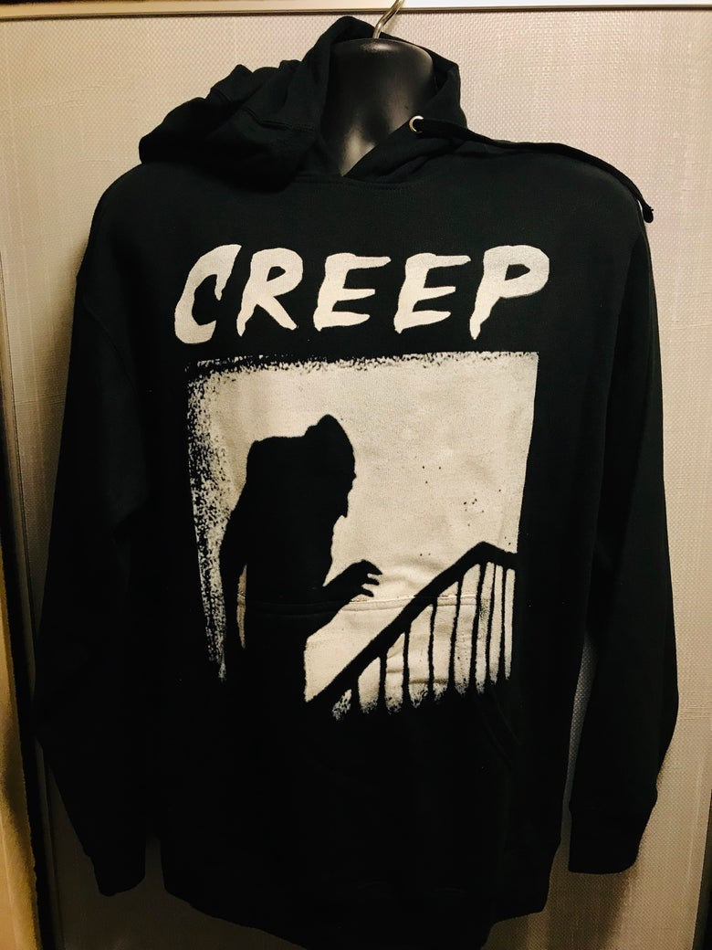 Image of CREEP Pullover Hoodie
