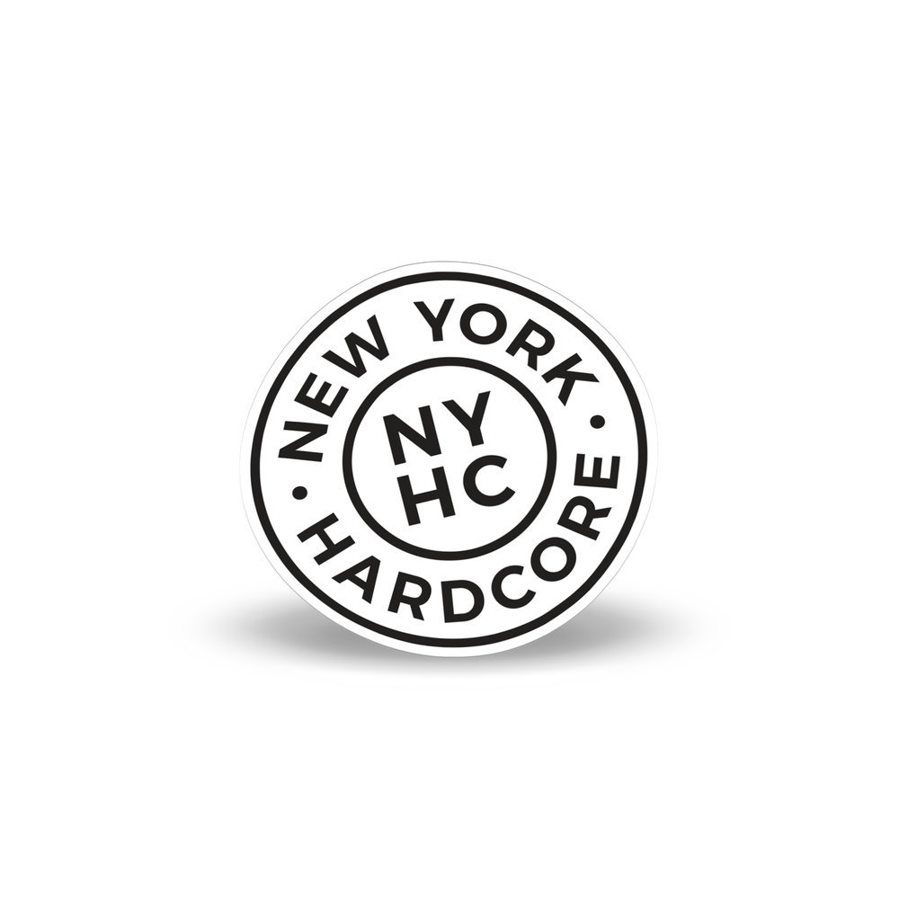 Image of NYHC Sticker