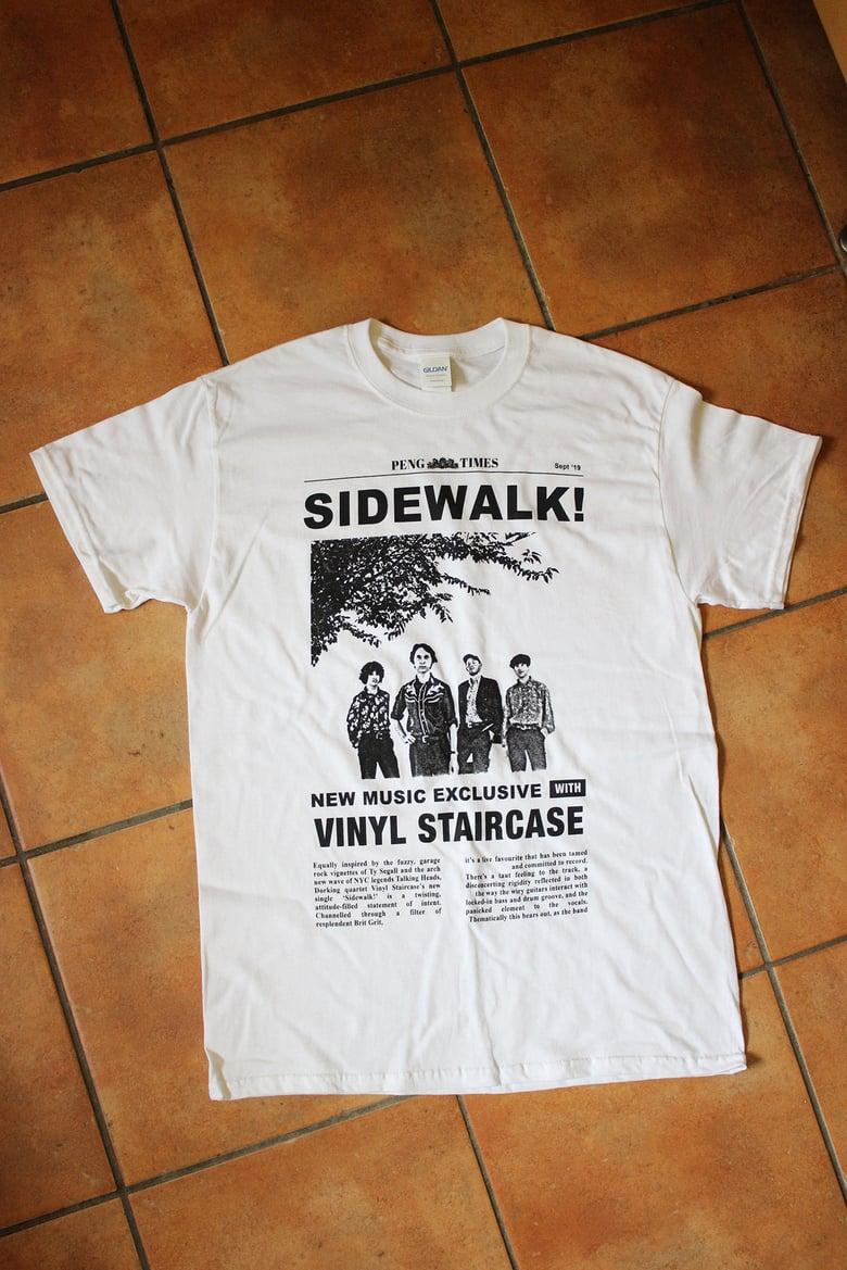 Image of Sidewalk! T-shirt