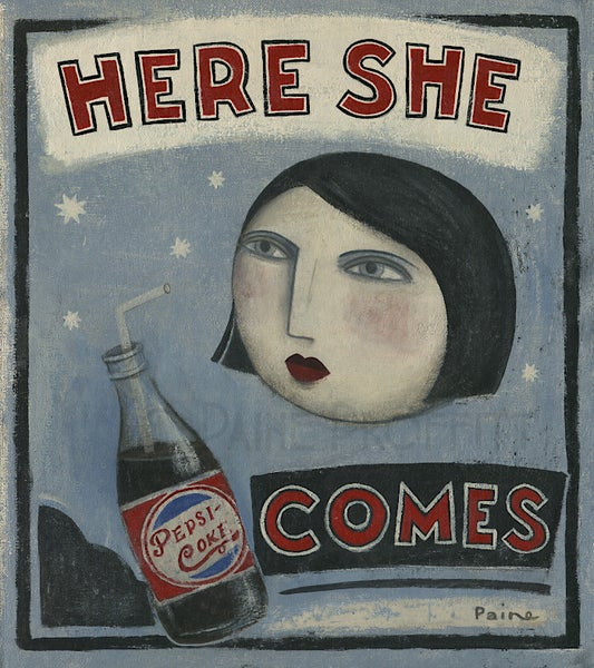 Image of Here She Comes