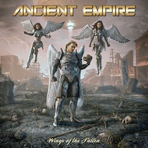 Image of ANCIENT EMPIRE - Wings of the Fallen CD
