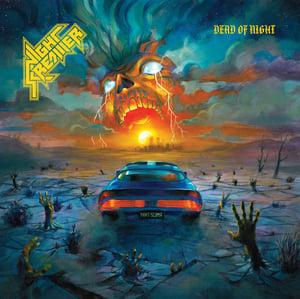 Image of NIGHT SCREAMER - Dead of Night CD