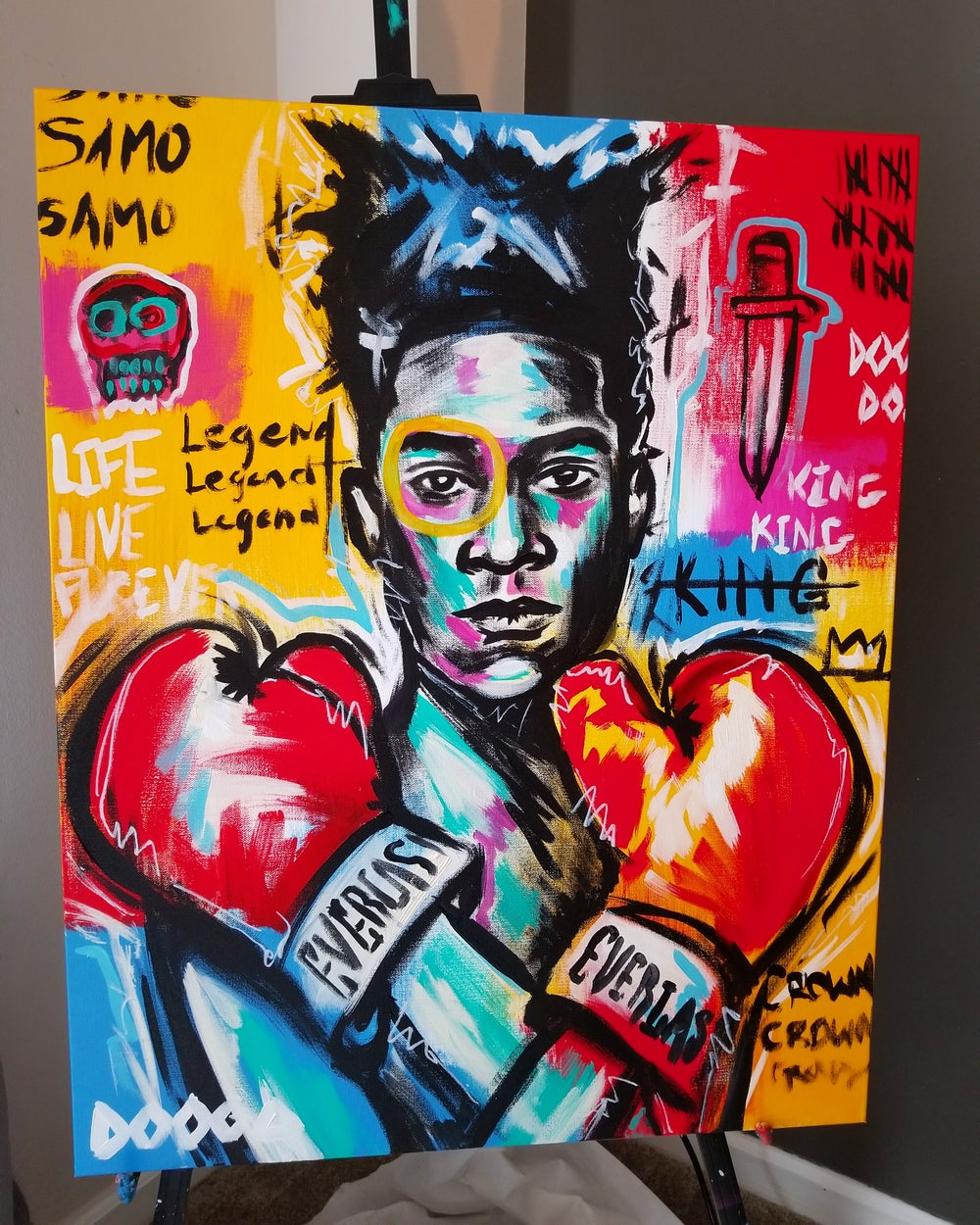 Image of Basquiat 2