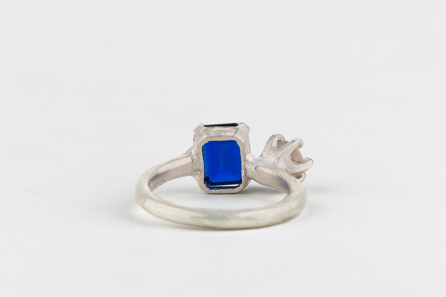 Image of Pink and Blue ring