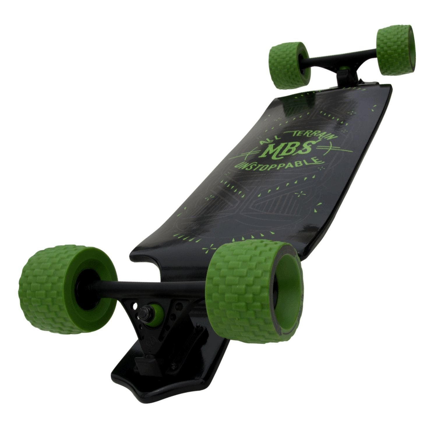 Image of MBS All-Terrain Dropdeck Longboard