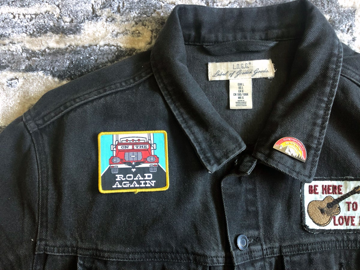 Image of On The Road Again Patch