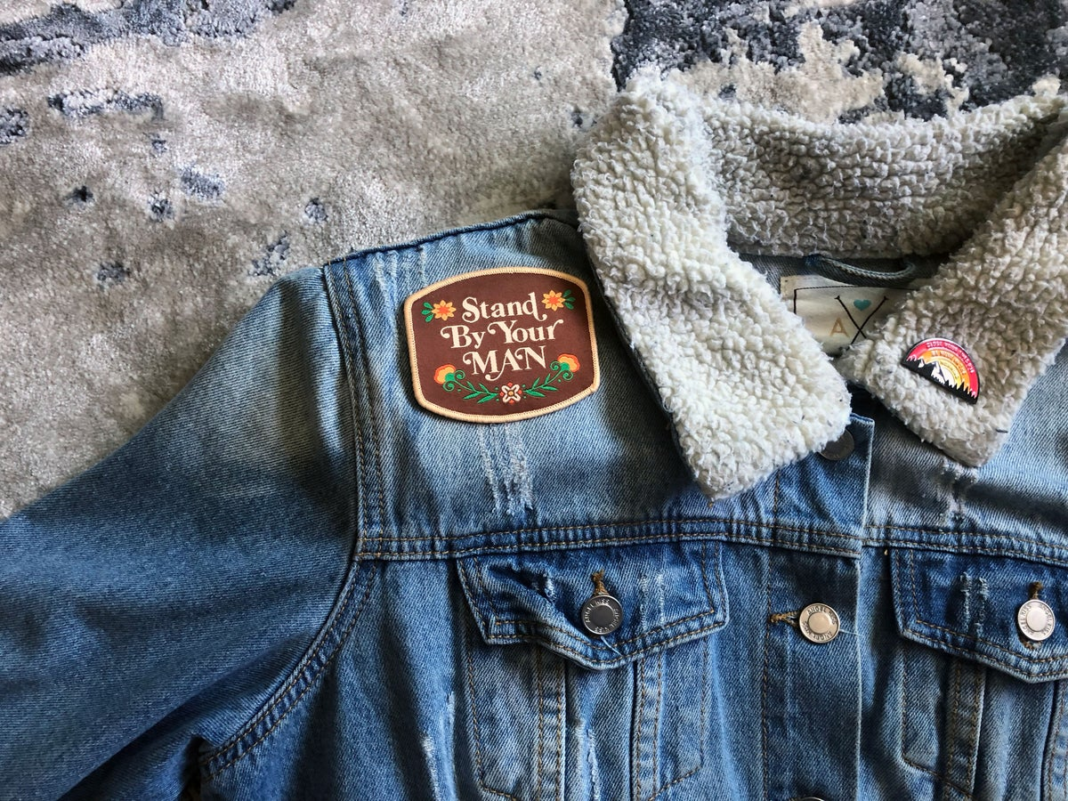 Image of Stand By Your Man Patch