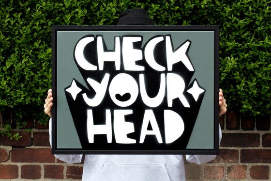 Image of Kid Acne 'check your head'