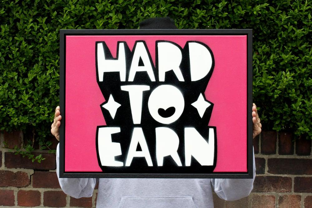 Image of Kid Acne 'Hard to earn'