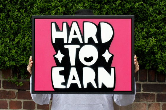Image of Kid Acne 'Hard to earn'