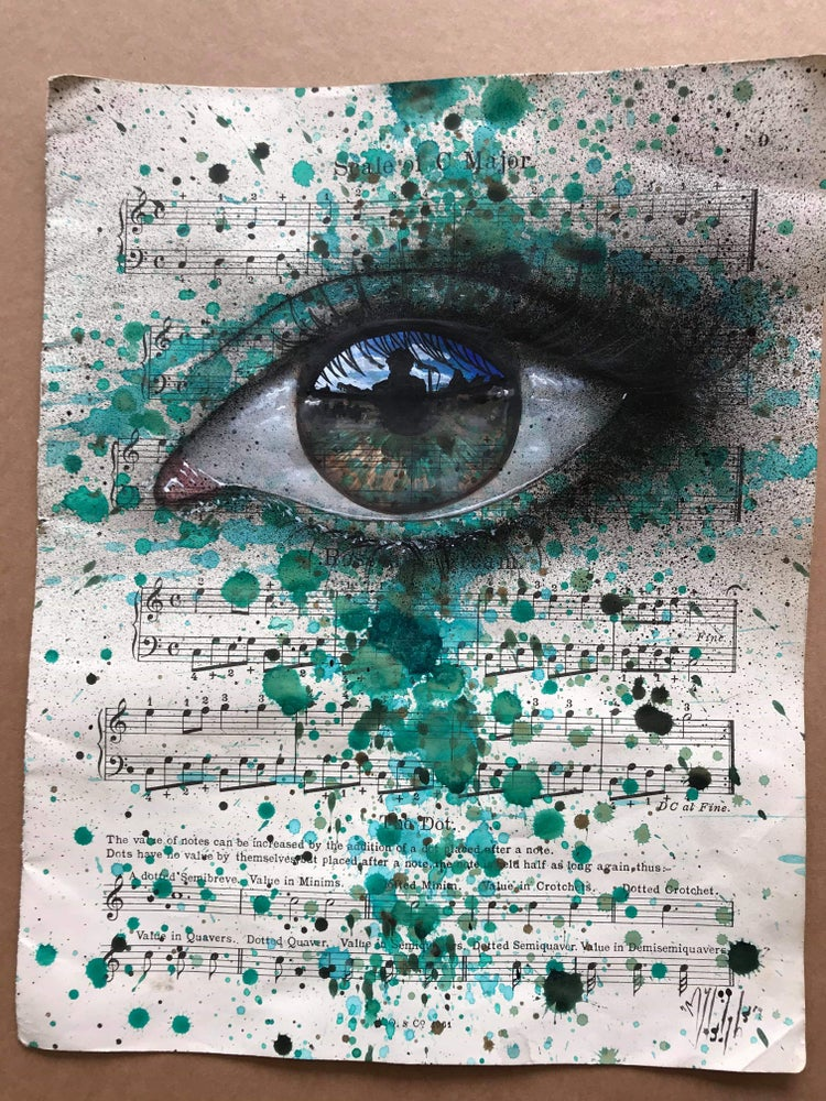 Image of Mydogsighs 'scale in major C'