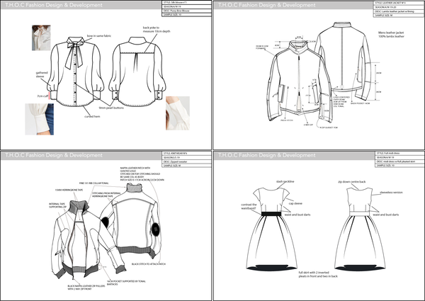 Image of Fashion CAD creation