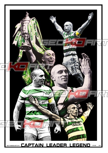 Image of BROONY CAPTAIN LEADER LEGEND