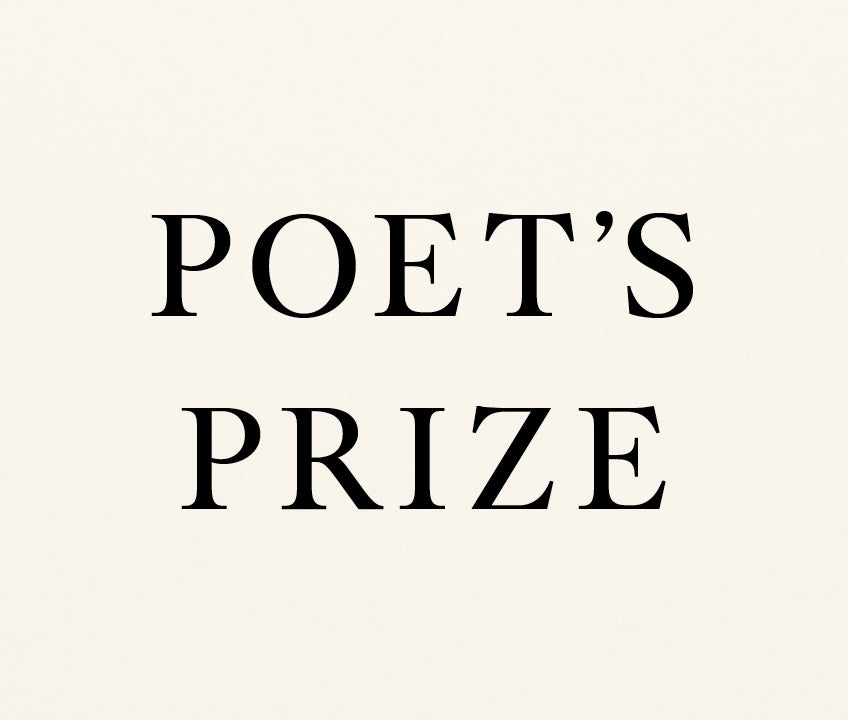 Image of POET'S PRIZE 2020