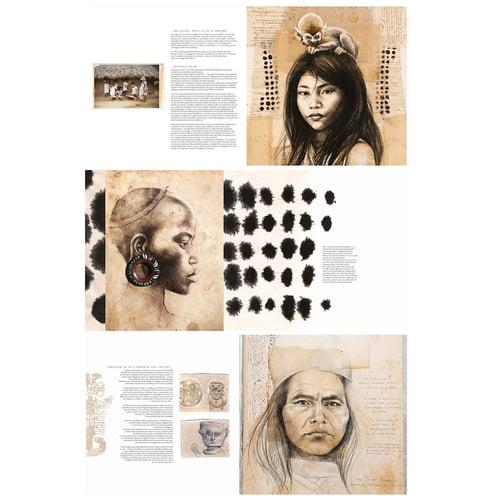 """Image of Book - """"Trait pour Trait"""""""