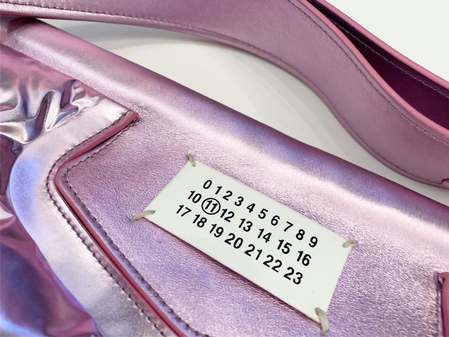 Image of MAISON MARGIELA GRAND SLAM BAG
