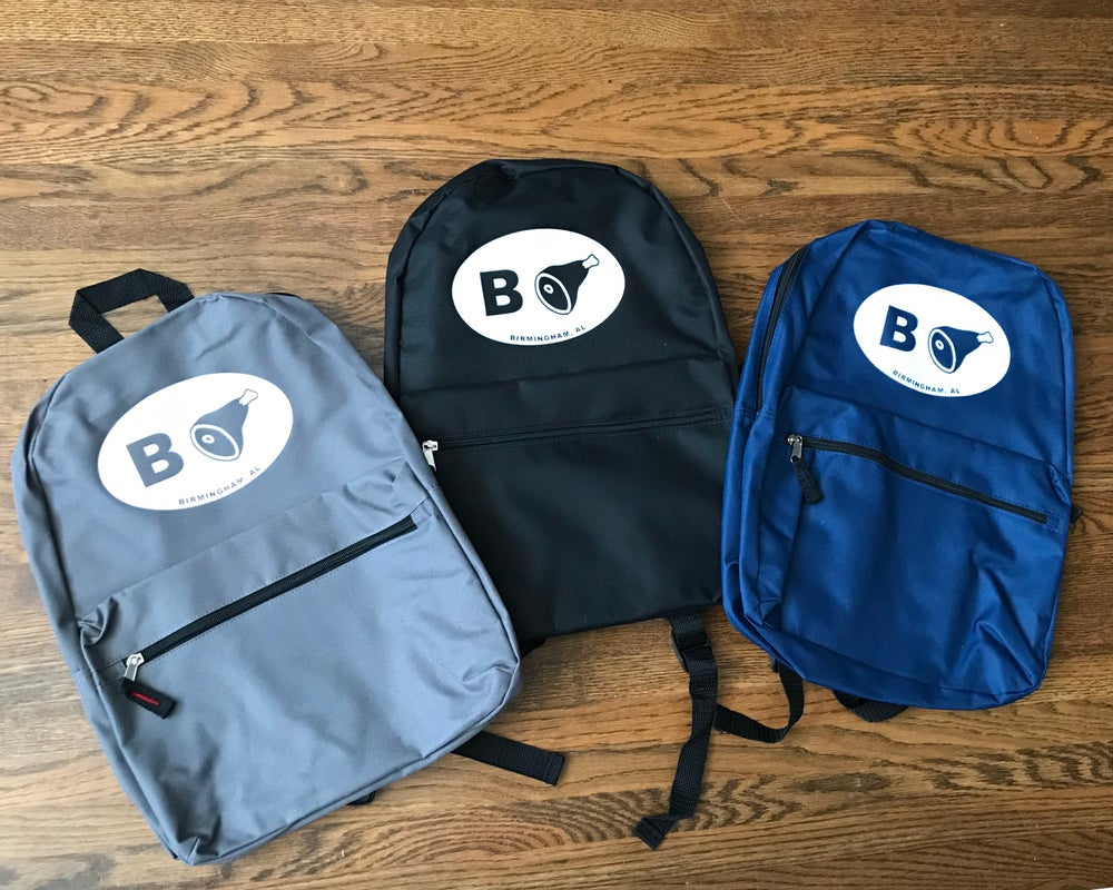 Image of Original B'ham Basic Backpack
