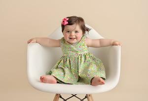 Image of Modern Chair Mini Milestone Session