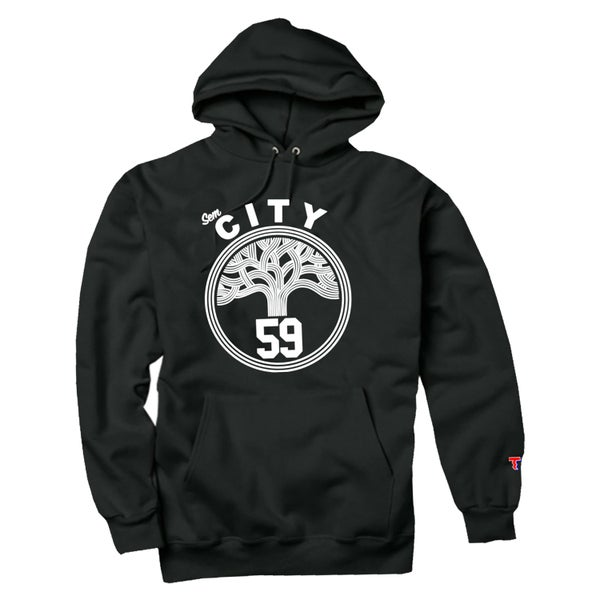 Image of PHILTHY x THIZZ - SEM CITY HOODY